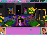 Videojuego Leisure Suit Larry 6 Shape Up or Slip Out!