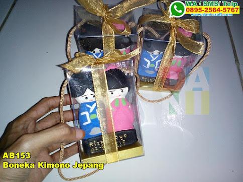 Jual Boneka Kimono Jepang
