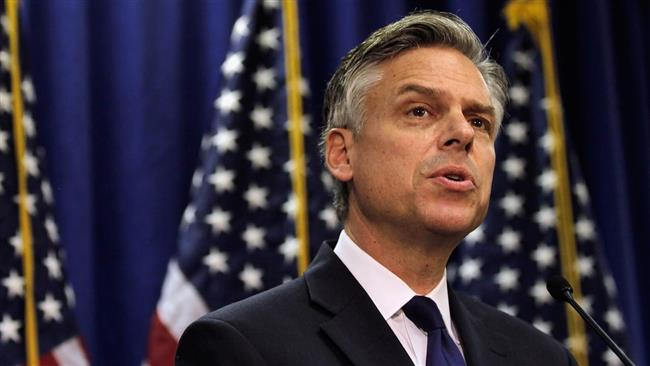 US President Donald Trump to nominate Jon Huntsman as US ambassador to Russia