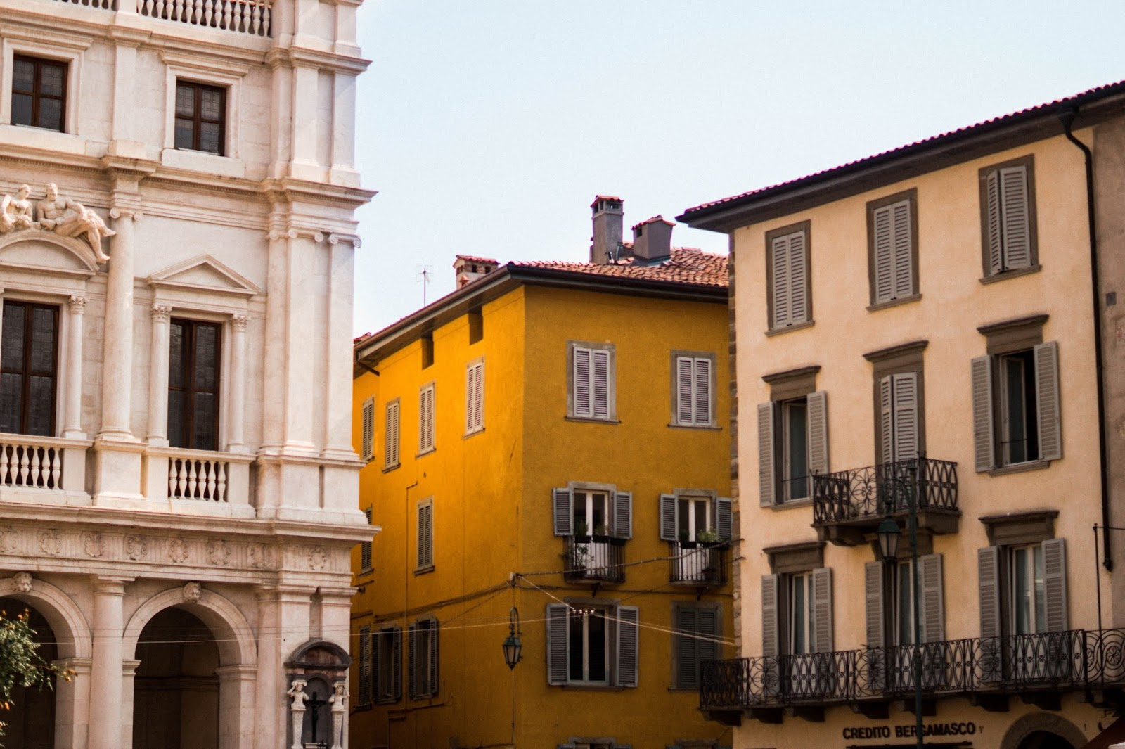 visiter Bergame en Italie