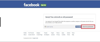 How to Change Facebook Password | Step By Step