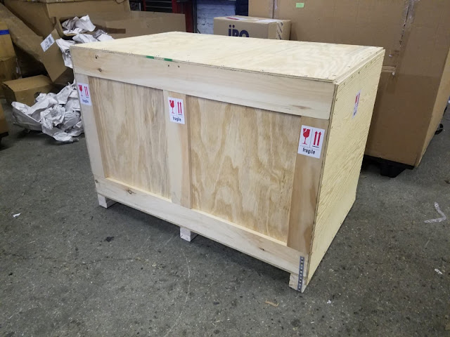 Fine Art Packing and Crating Services in New York