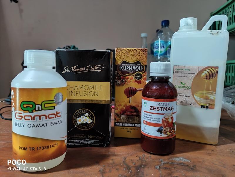 Aneka Herbal yang Aku Konsumsi untuk Pemulihan Pasca GERD