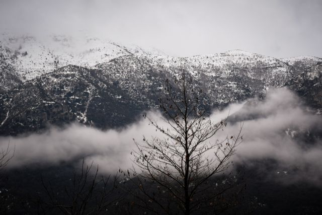 Καιρός: Χιόνια και κρύο – Ποιες περιοχές θα «χτυπήσει»