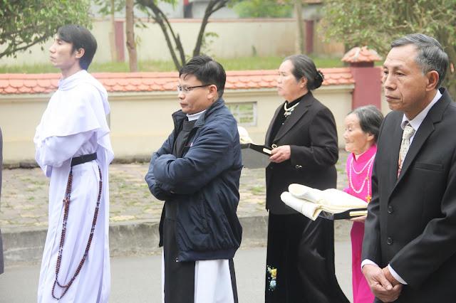 Lễ truyền chức Phó tế và Linh mục tại Giáo phận Lạng Sơn Cao Bằng 27.12.2017 - Ảnh minh hoạ 88