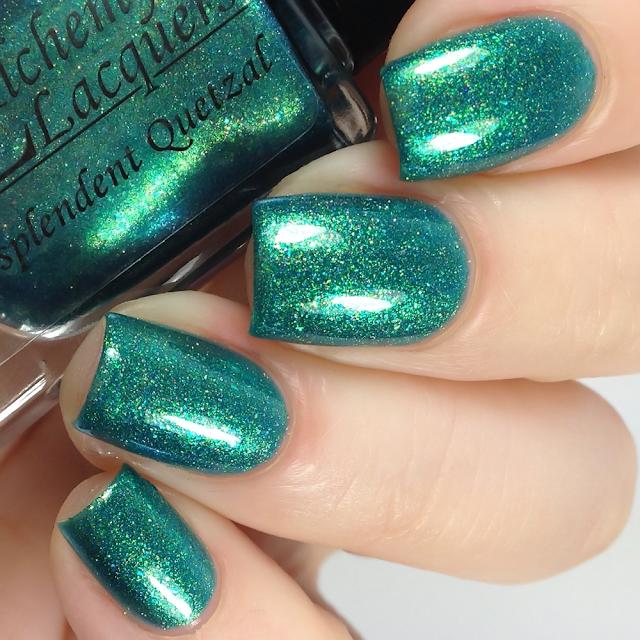Alchemy Lacquers-Resplendent Quetzal