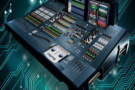 Fitur Canggih Pada Audio Mixer