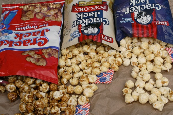 Nostalgia and #CrackerJack snacks {#giveaway}