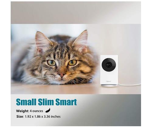 NexHT Wi-Fi FHD 8X Zoom Indoor Smart Camera