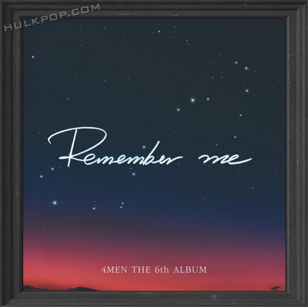 4MEN – REMEMBER ME