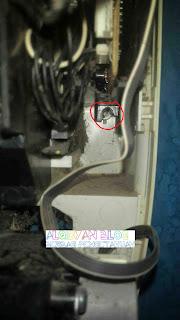 ganti kapasitor indoor ac lg - gambar 7