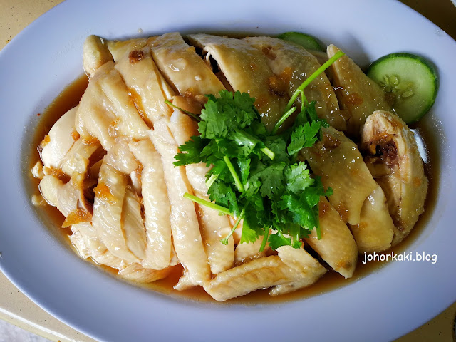 Blk 24-Sin-Ming-Road-Hainanese-Chicken-Rice-大牌24海南雞飯