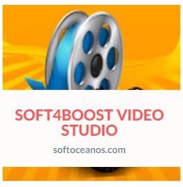 Soft4Boost Video Studio Descargar Gratis