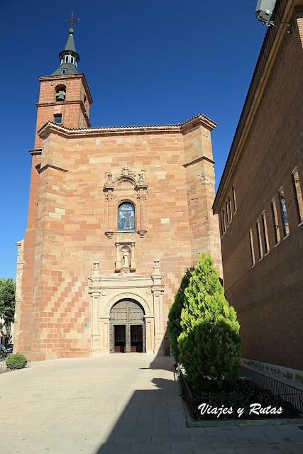 Iglesia de San Francisco de Alcázar de San Juan