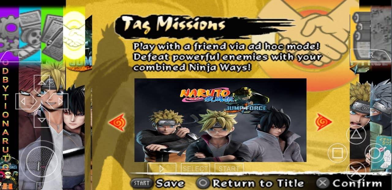 Naruto Ultimate Ninja Impact Mod Download