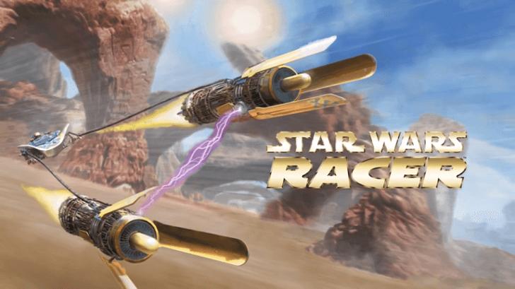 Star Wars Episode I: Racer Review