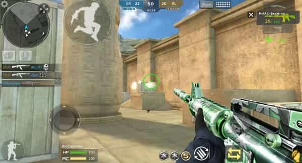 تحميل لعبة كروس فاير CrossFire Legends | للأندرويد والآيفون