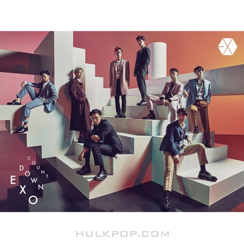 EXO – Countdown (Japanese) (FLAC + ITUNES PLUS AAC M4A)