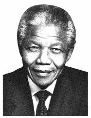 Biografia de Nelson Mandela en Espanol