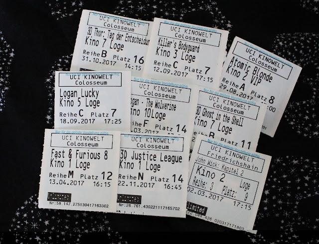 Die besten Actionfilme 2017