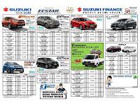 Harga Kredit Mobil Suzuki Batam Mei 2020