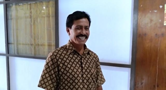 H. Saharuddin : Saya Maju Lagi Untuk Memperbaiki, Dan Membangun Kampung Halaman