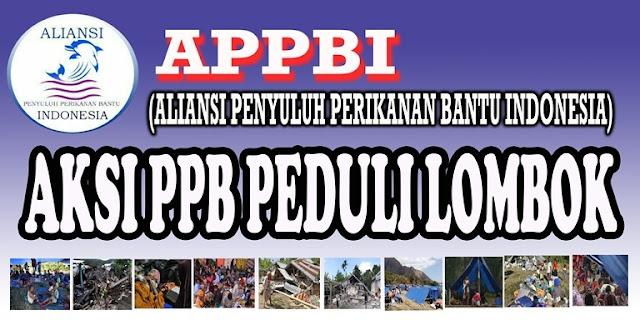 FKPPB Sulsel Bersama APPBI Pusat Gelar Gerakan Peduli Gempa Lombok
