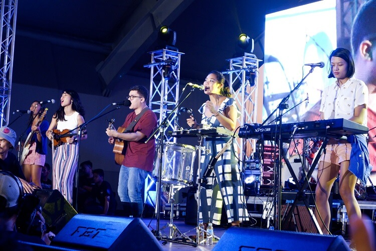 Ingram Micro Philippines Celebrates 10th Anniversary with Rock MNL Concert