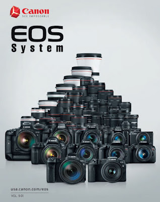 Download Canon EOS System Brochure PDF Vol. 9.01
