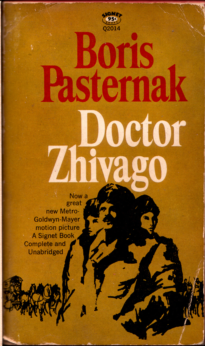 El Doctor Zhivago - Boris Pasternak (1890-1960)
