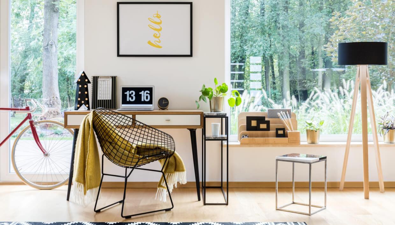 Como preparar um escritório para o Home Office?