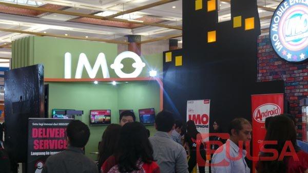 IMO Boyong Produk Baru dan Tebar Hadiah di ICS 2014