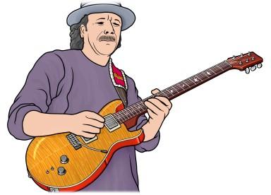 エレクトリック ギター / ソリッド ギター (solid guitar)