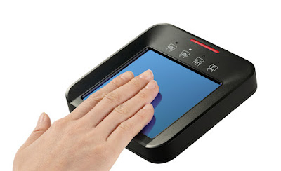Lector de registro de dedos Suprema RealScan S60