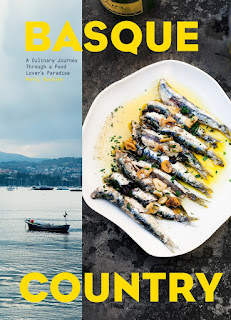 Review of Basque Country: A Culinary Journey through a Food Lover's Paradise by Marti Buckley