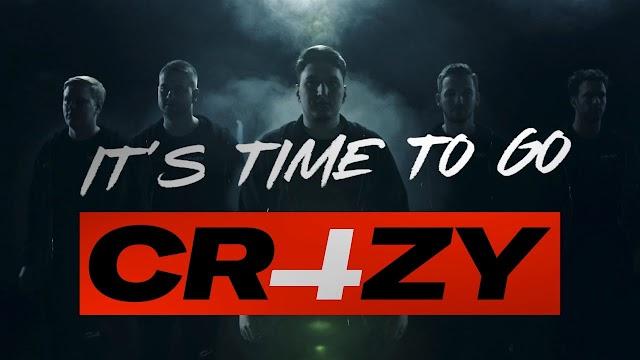 「Valiance」がチームブランドを変更、「CR4ZY」として新たに再始動