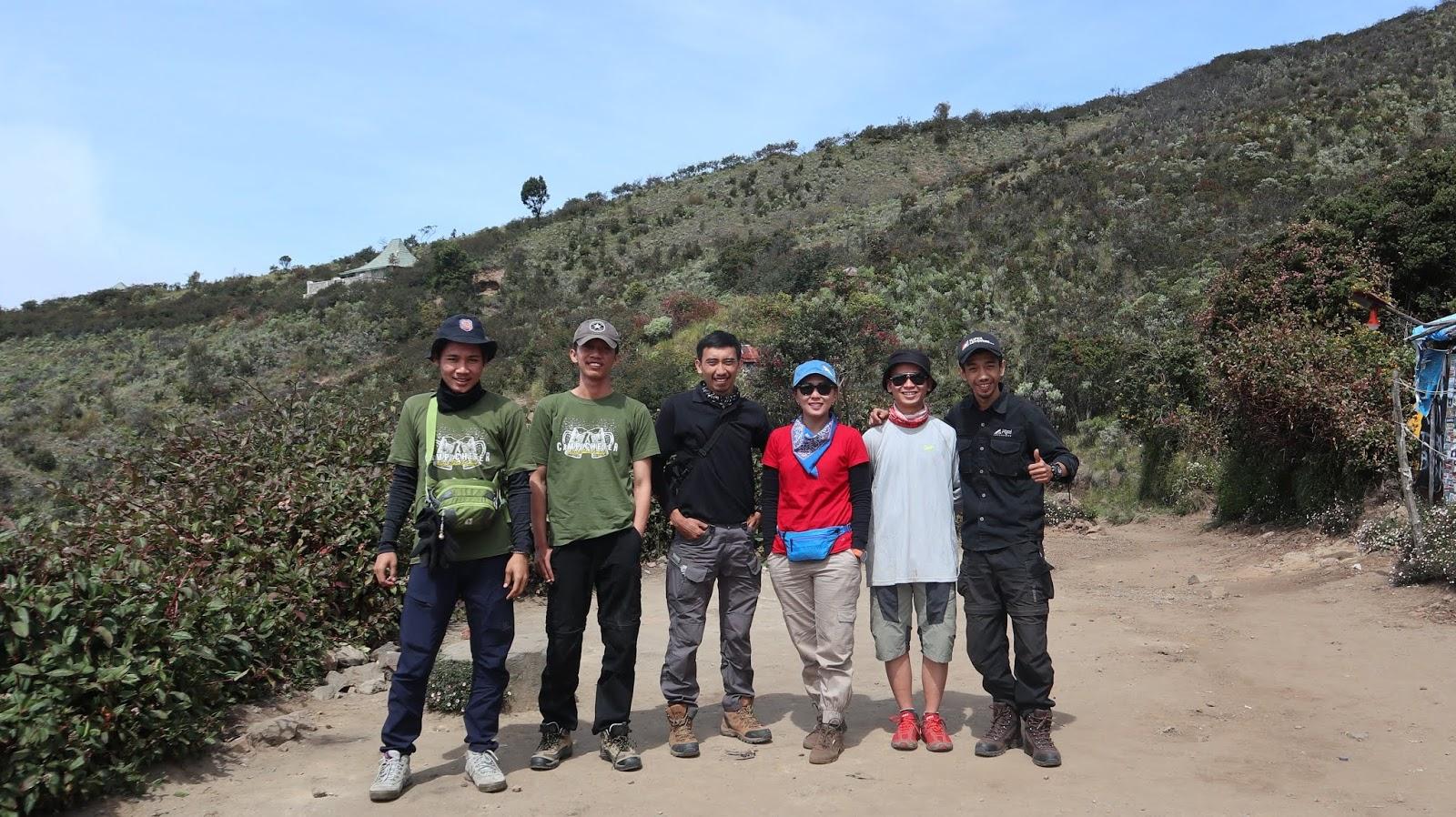 Jalur Pendakian Gunung Lawu Via Candi Cetho Tenda Inspirasi