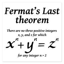Nishantzworld: LearnNBlog: Fermat's Last Theorem