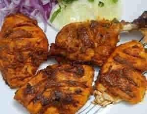 دجاج بالتوابل الهنديه