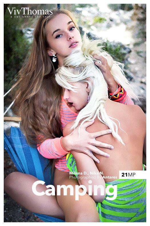 [VivThomas] Milena D, Nika N - Camping - Girlsdelta