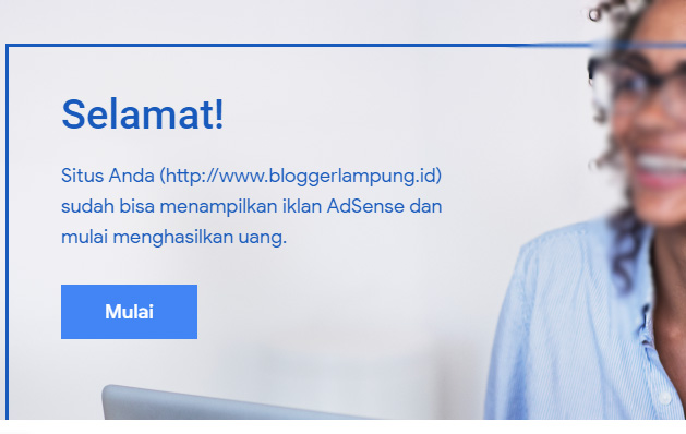 adsense full approve