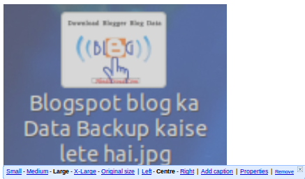 Blogger Images ko seo friendly kaise banaye