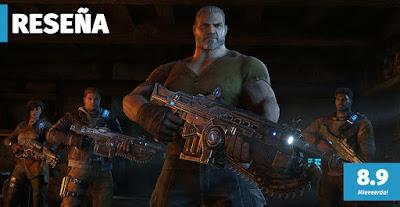Reseña Gears of War 4, una nueva saga da comienzo (Jugado)