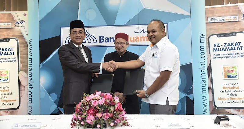Autodebit Zakat Wang Simpanan Bank Muamalat