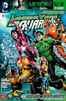 Os Novos 52! Lanterna Verde - Os Novos Guardiões #13