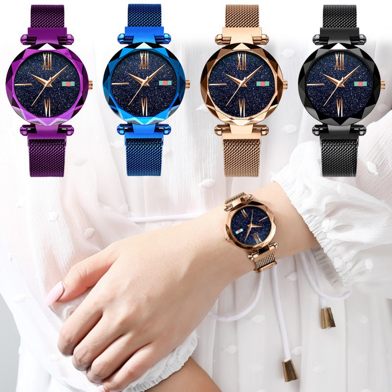 Latest wristwatches for women