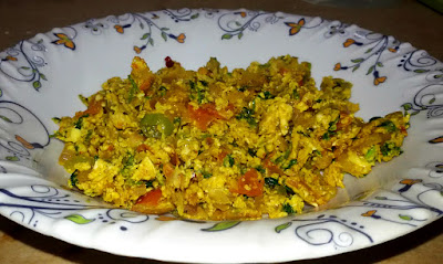 A Recipe Of Perfect Scrambled Protein Eggs With Mexican Touch www.thehoggerz.com