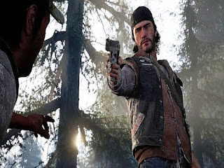 DAYS GONE pc game wallpapers|images|screenshots