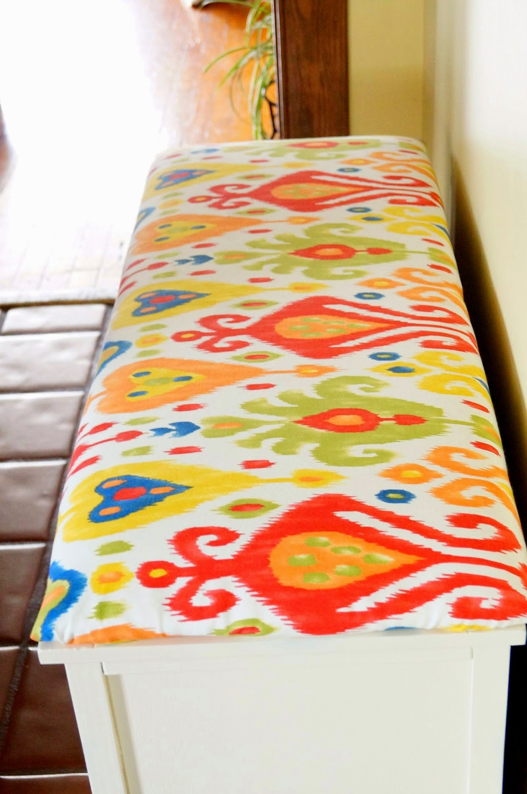 Diy Chair Cushion No Sew Jessica Charles Chairs Old House To New Home