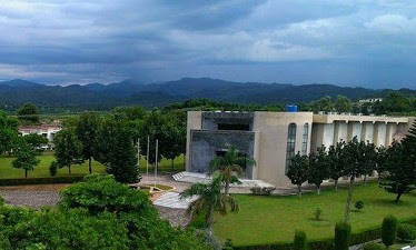 Pakistan institute of engineering and applied science (PIEAS) Islamabad